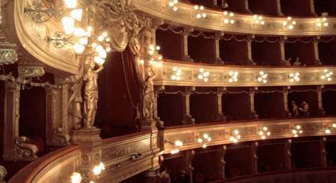 Théâtre Massimo Vittorio Emanuele