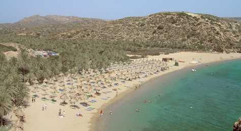 Playa de Finikodassos