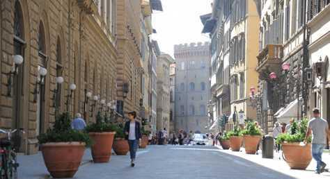 Via de' Tornabuoni (Florence)