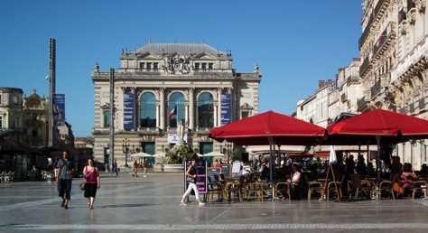 Piazza della Comédie