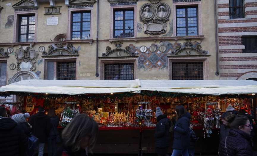 La magie de Noël à Vérone