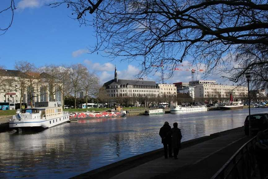 Un domingo en Nantes