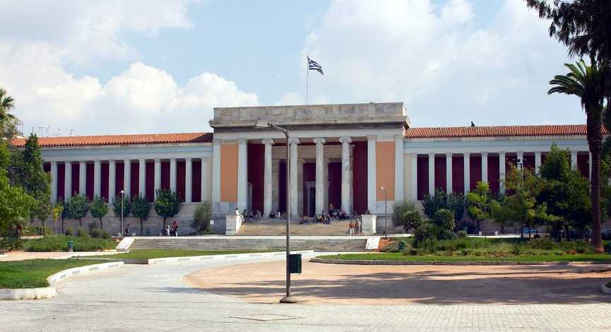 Musee national archéologique d'Athènes