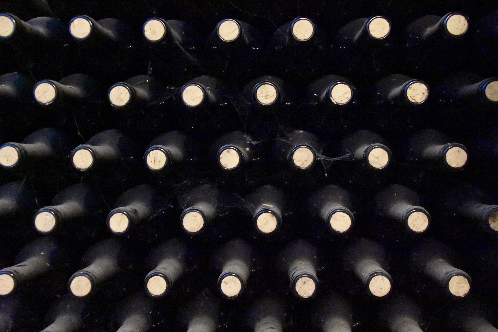 Una bodega de vino en el centro de Estrasburgo