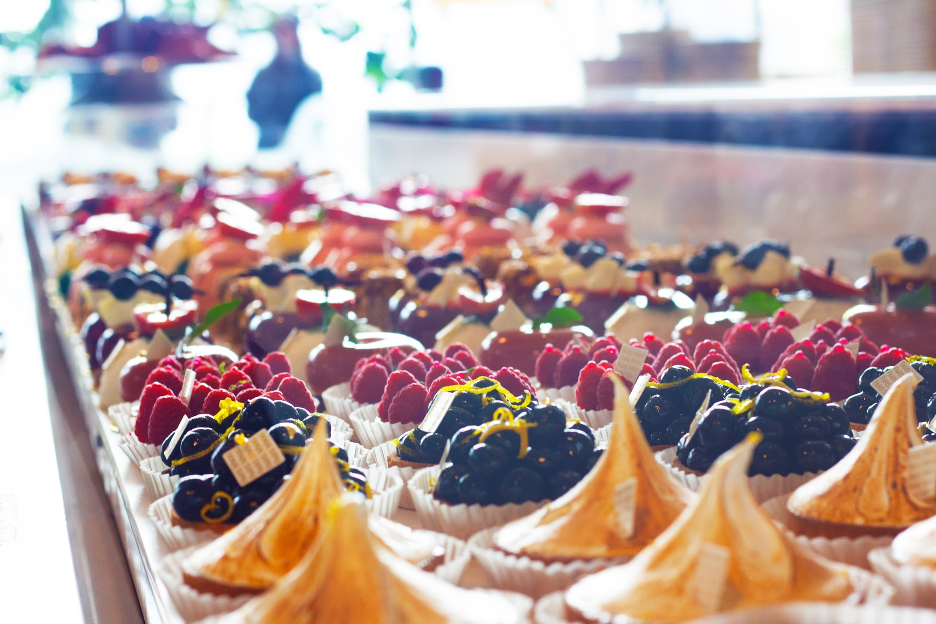 Desserts, bakeries and sweet moments in Palermo