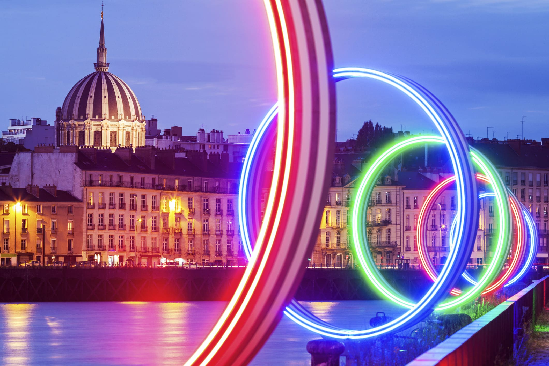 Design & Fly : una cita con un artista de Nantes