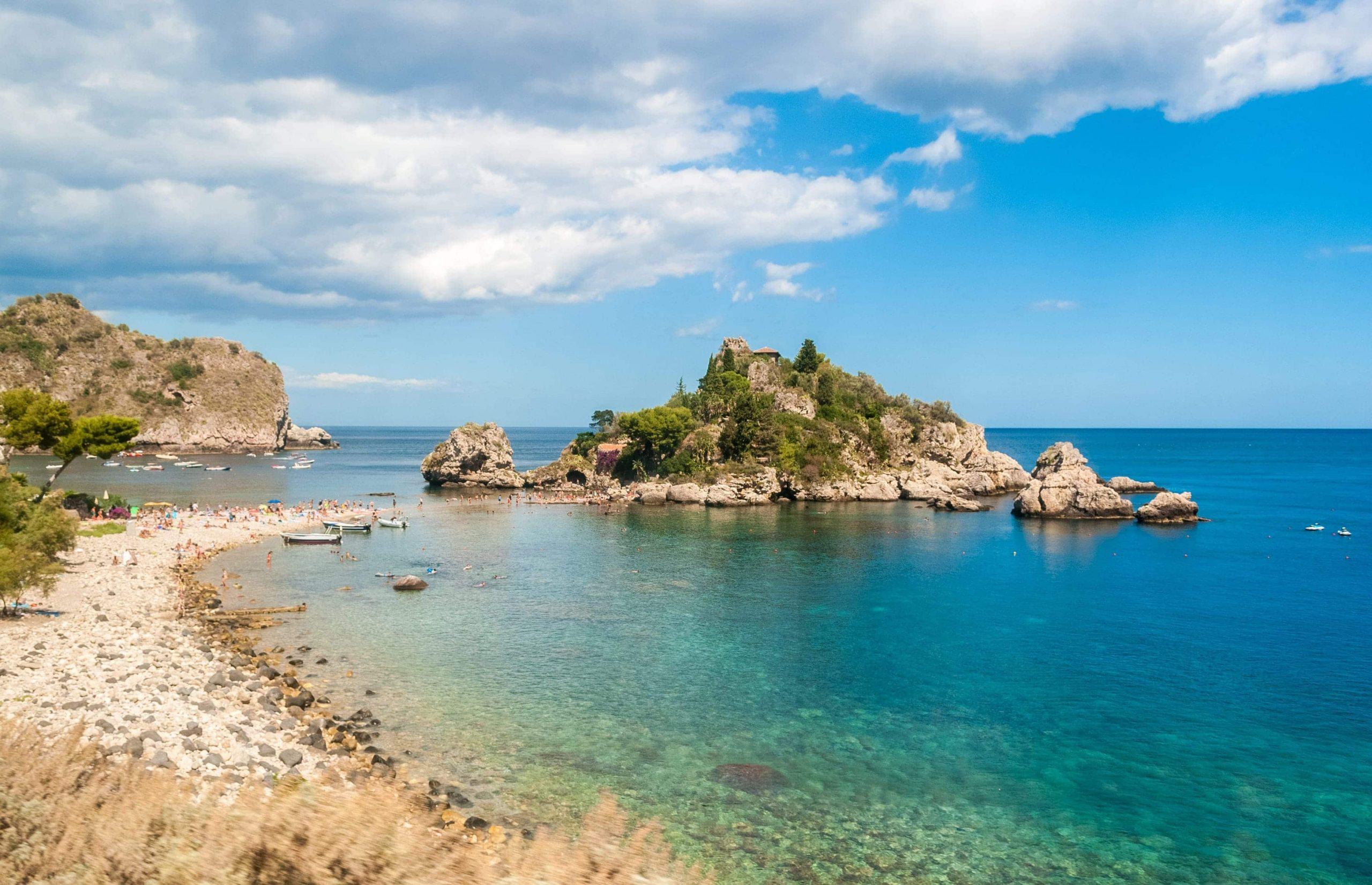 Les plus belles plages de Catane