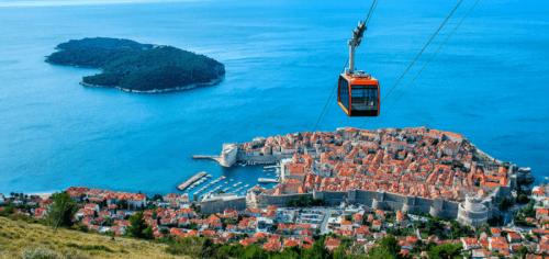 Full of life in Croatia