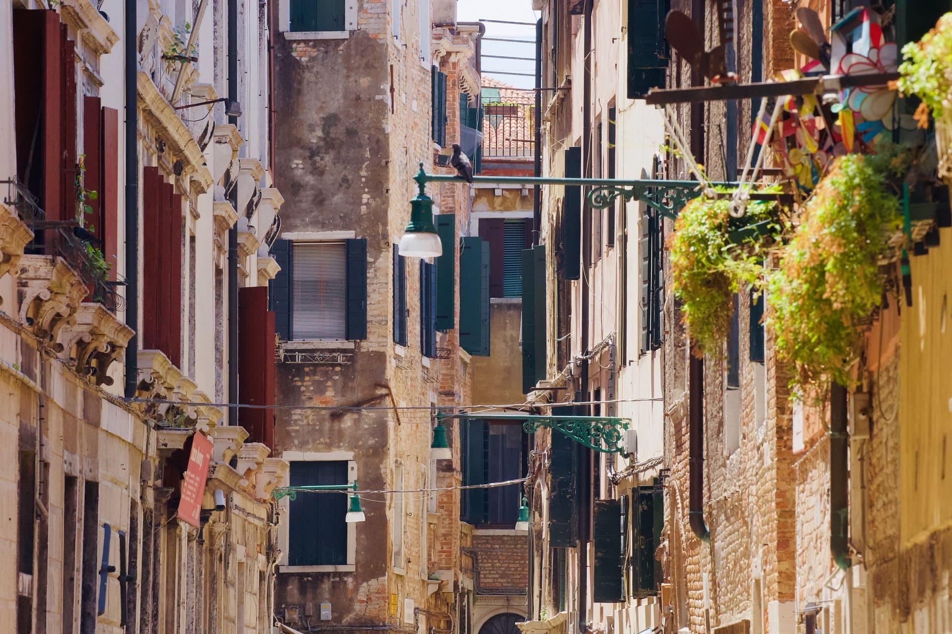 Mestre: a special alternative to Venice