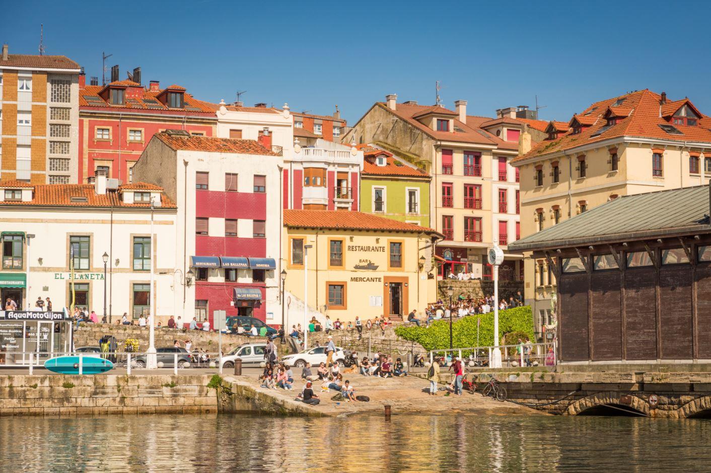 Oviedo, Gijón y Avilés: trío de ases en Asturias