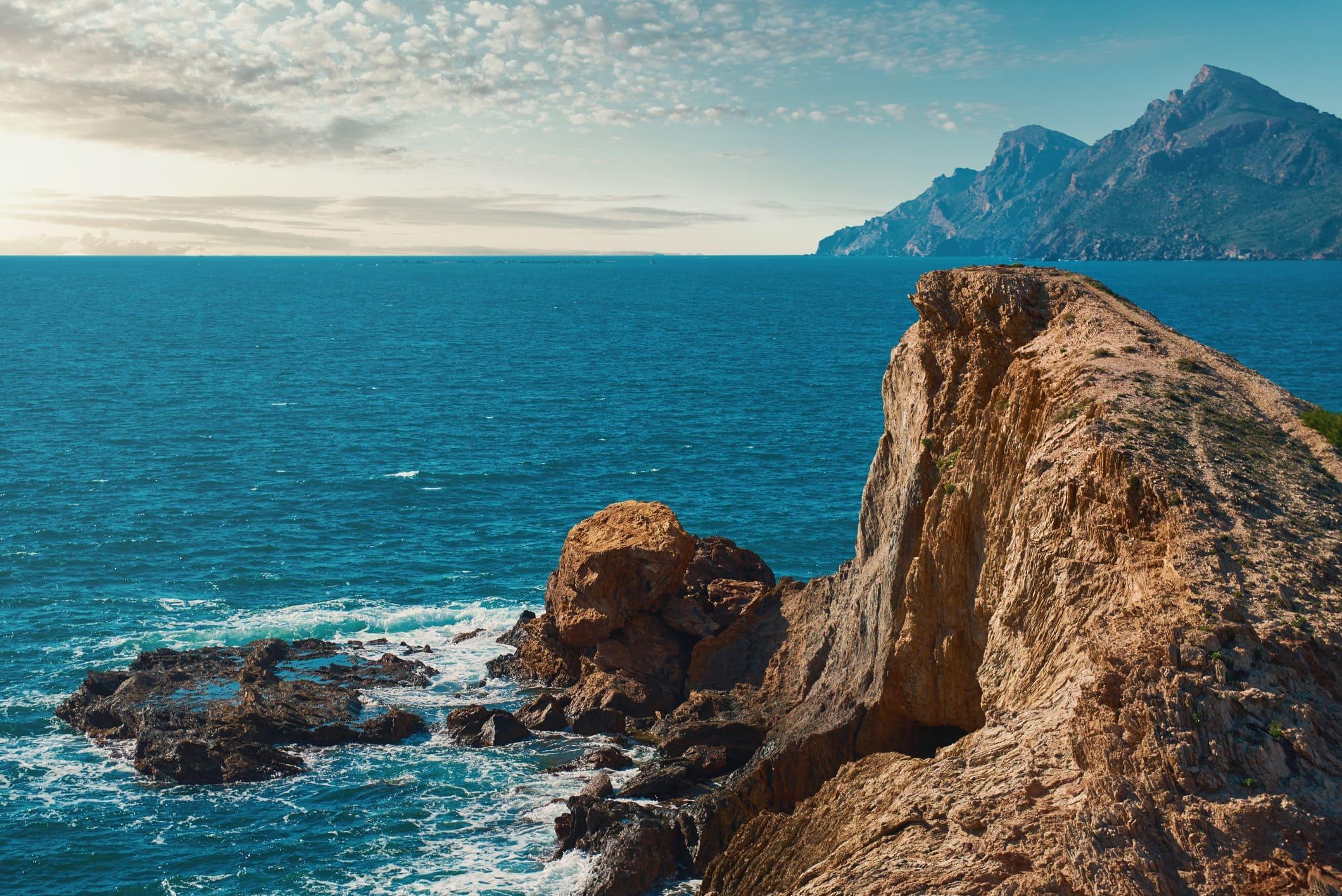 El paraíso también se llama 'Costa Cálida'