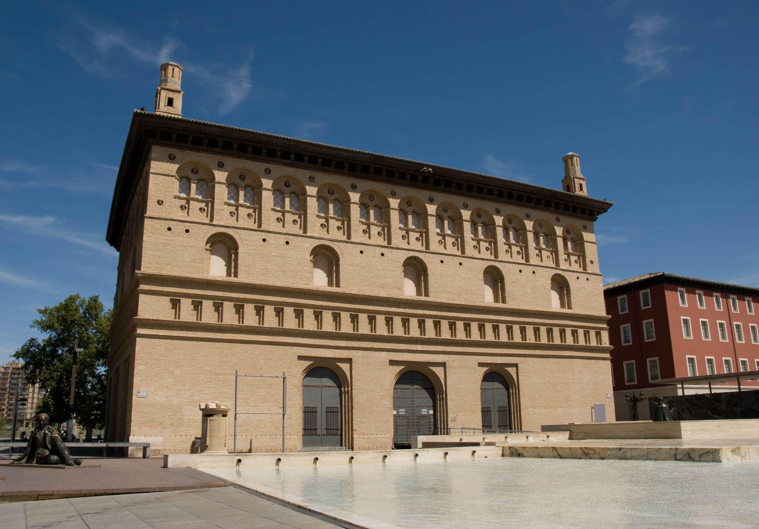 Un giro per i musei di Saragozza