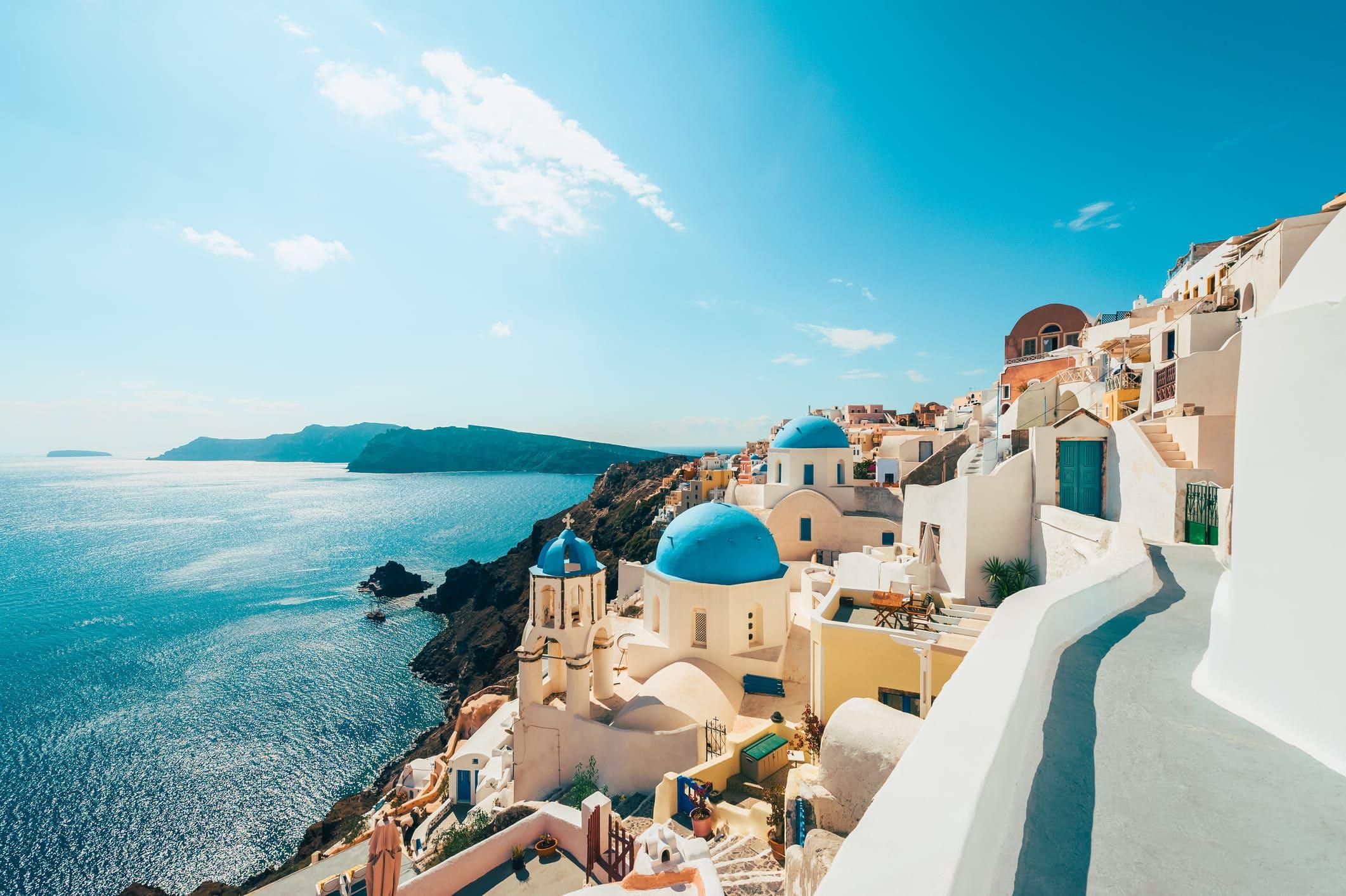 Rincones de Santorini para impresionar en Instagram