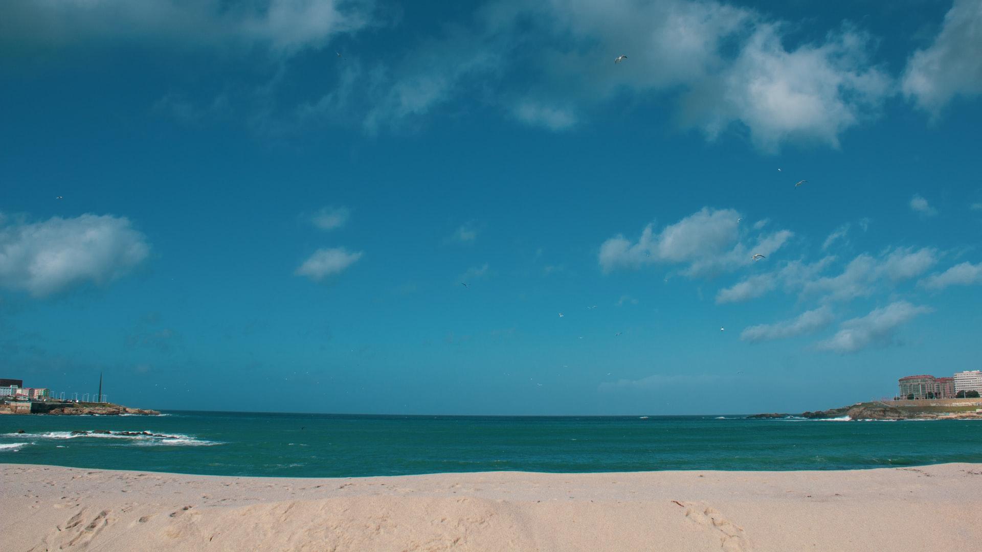 Cinco playas en las que perderte