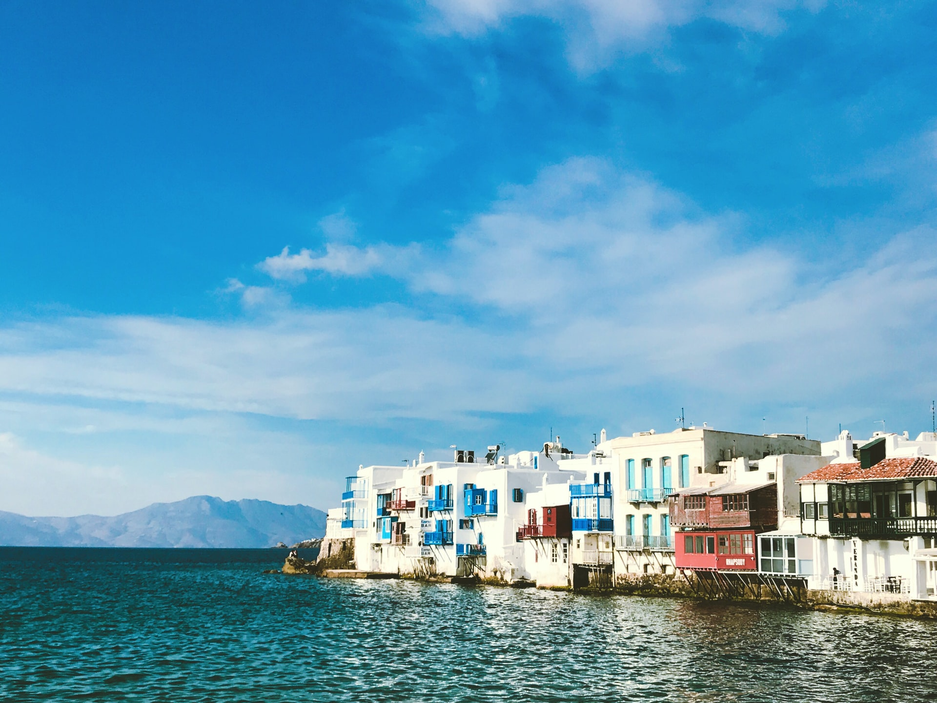 How to enjoy Mykonos away from the crowds