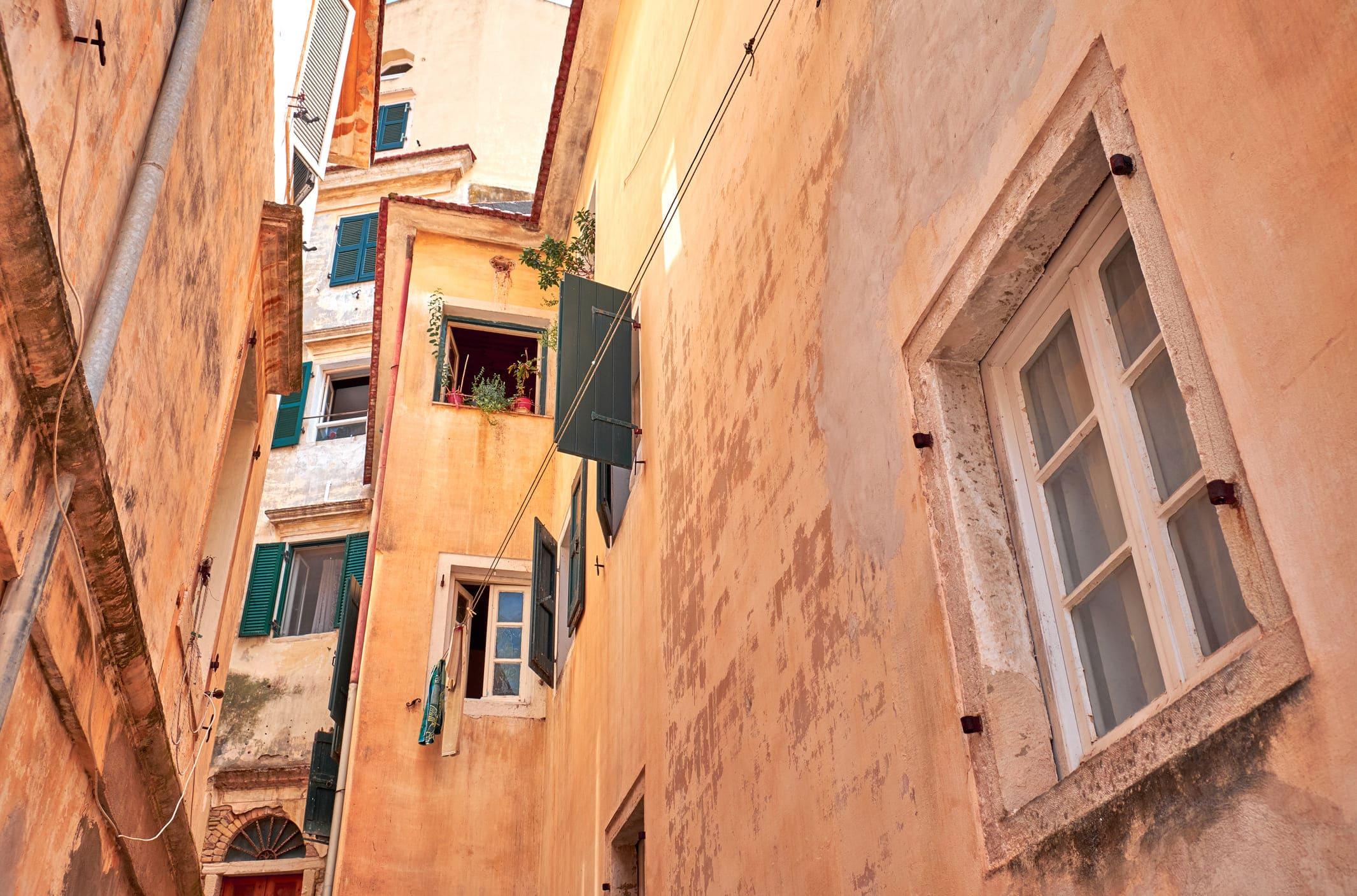 A stroll around Corfu