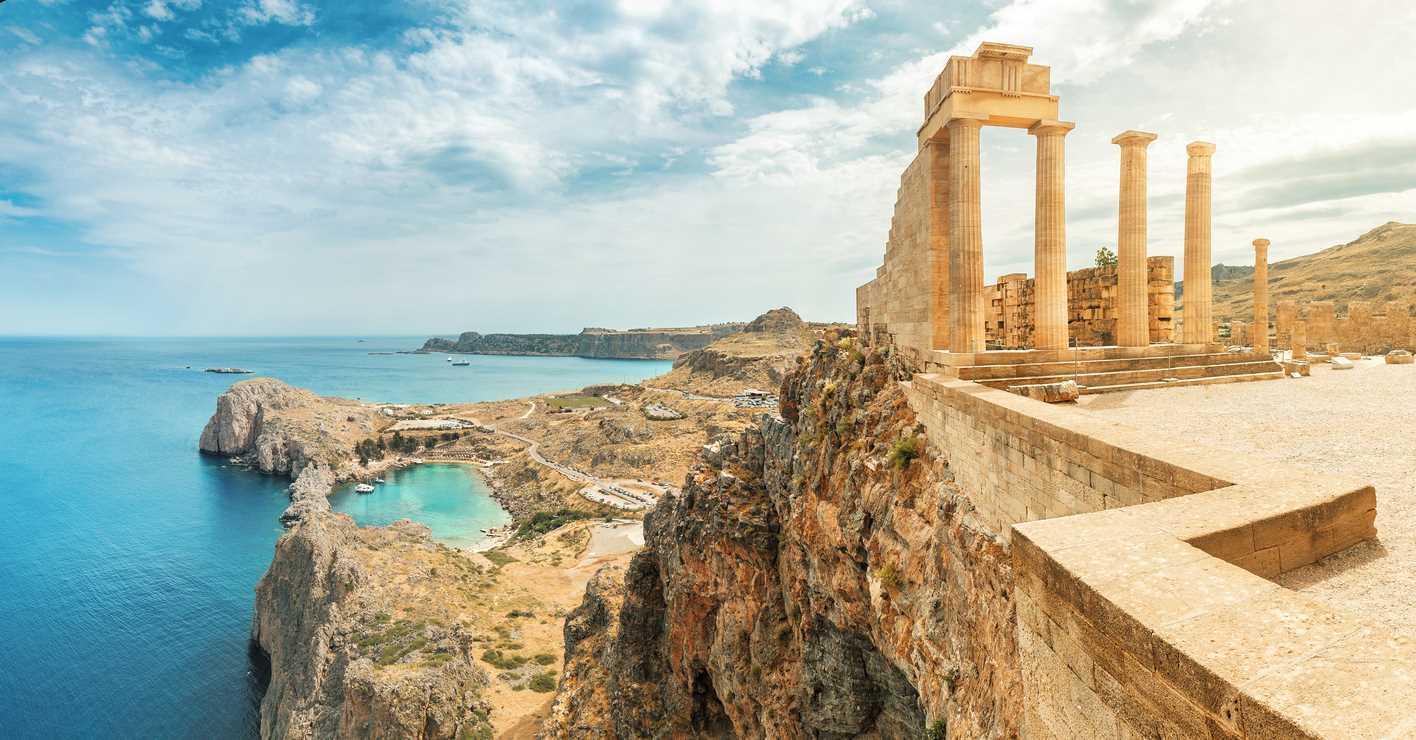 A revitalizing escape in Greece