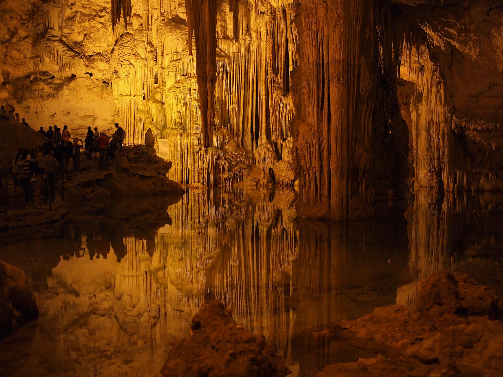 Alguer: la gruta de Neptuno