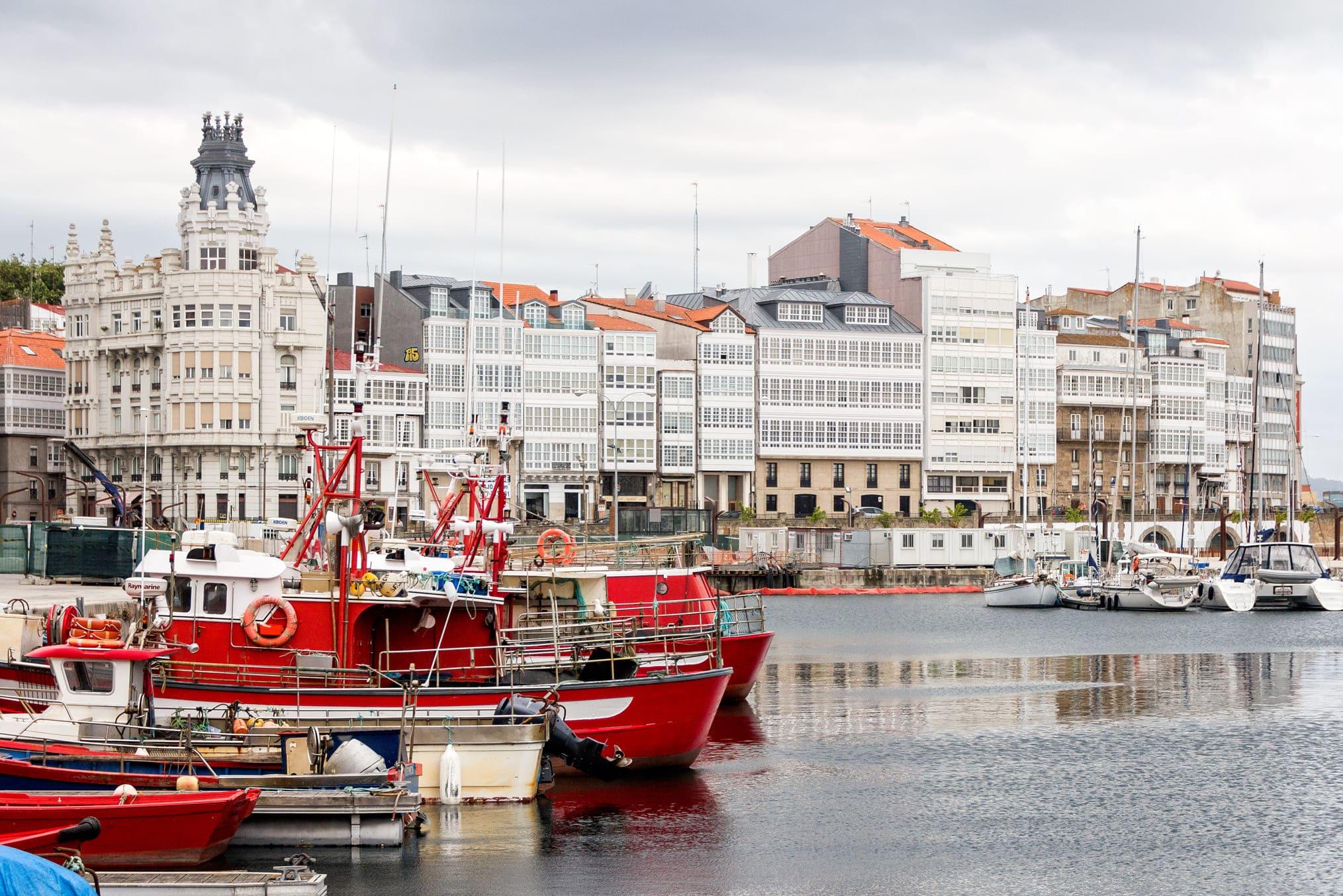 Qué hacer en Coruña si llueve