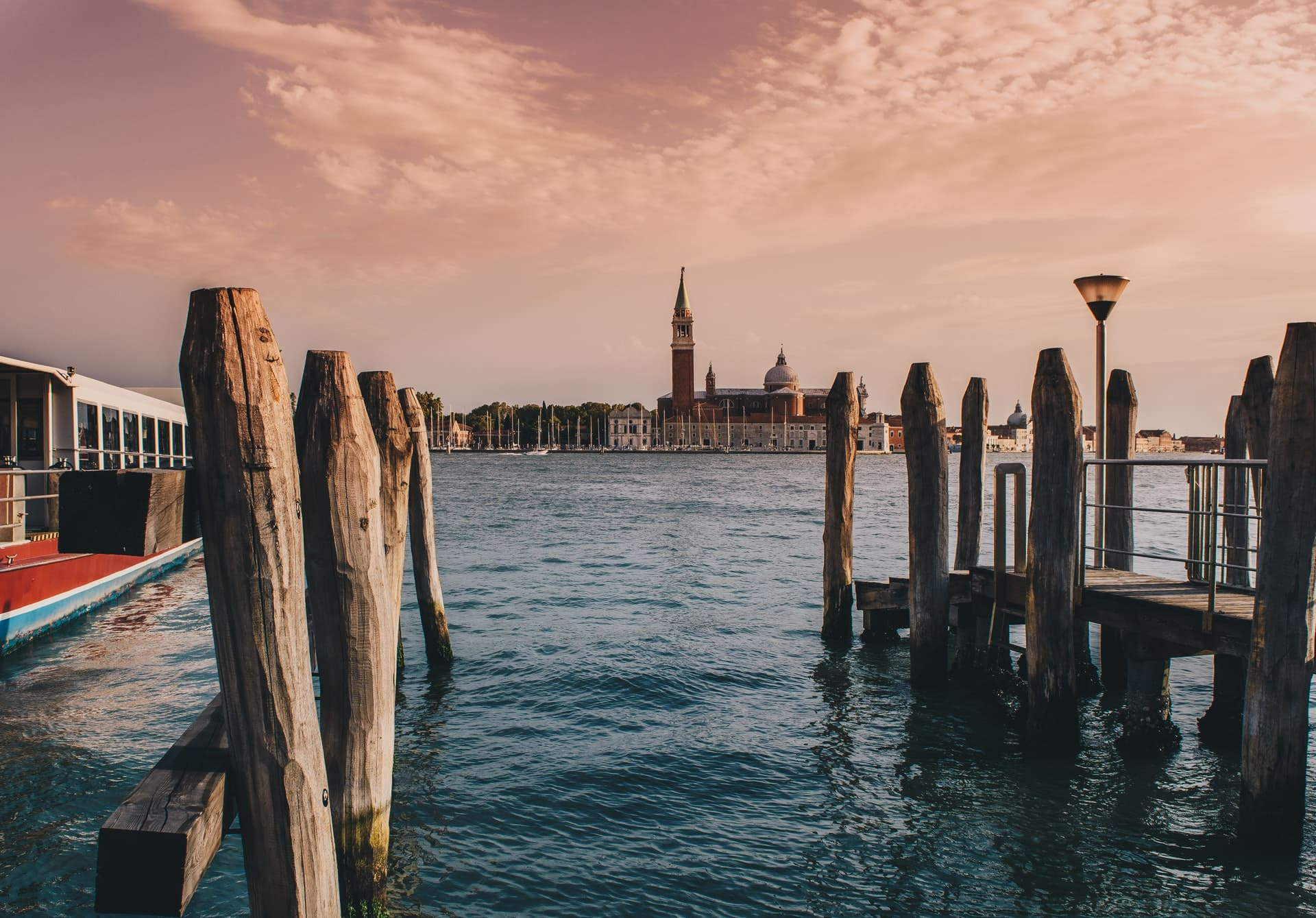 Thriller a la veneciana