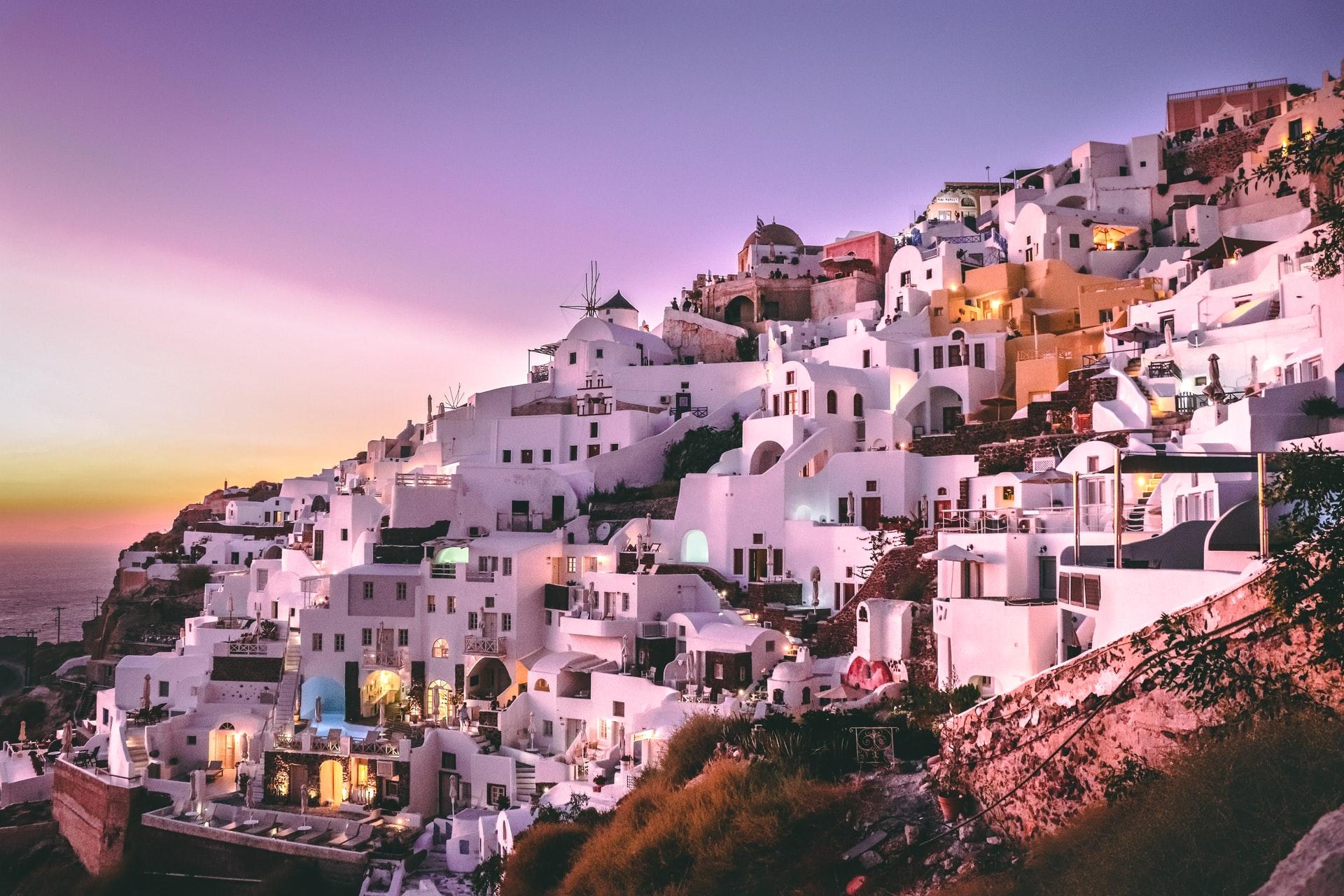 ¿Dónde ir de vacaciones románticas en Europa?