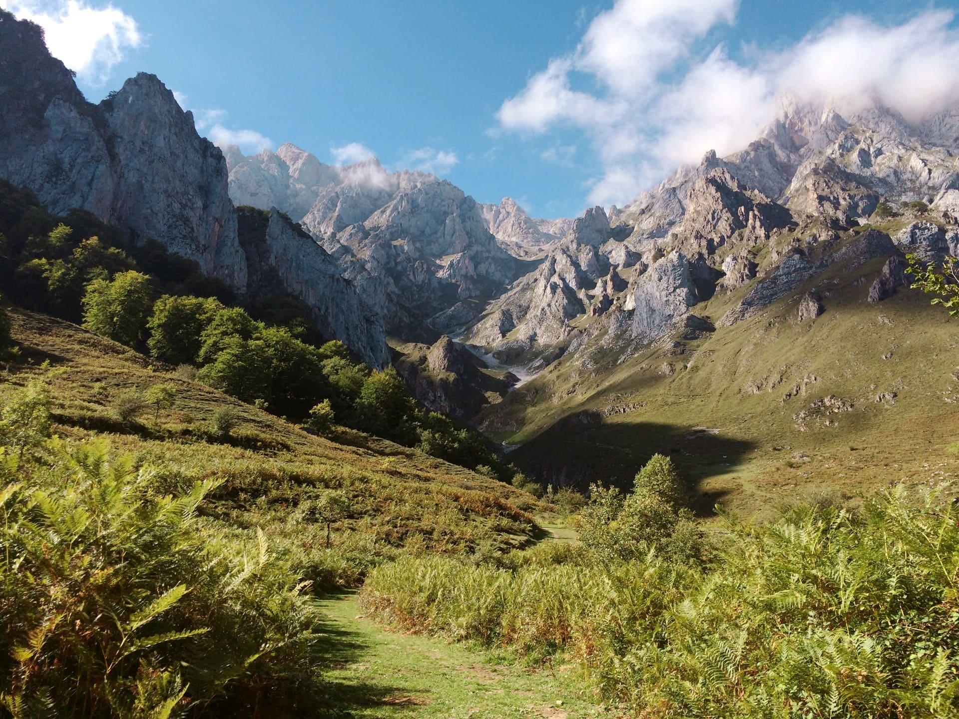 Desconecta en Cantabria