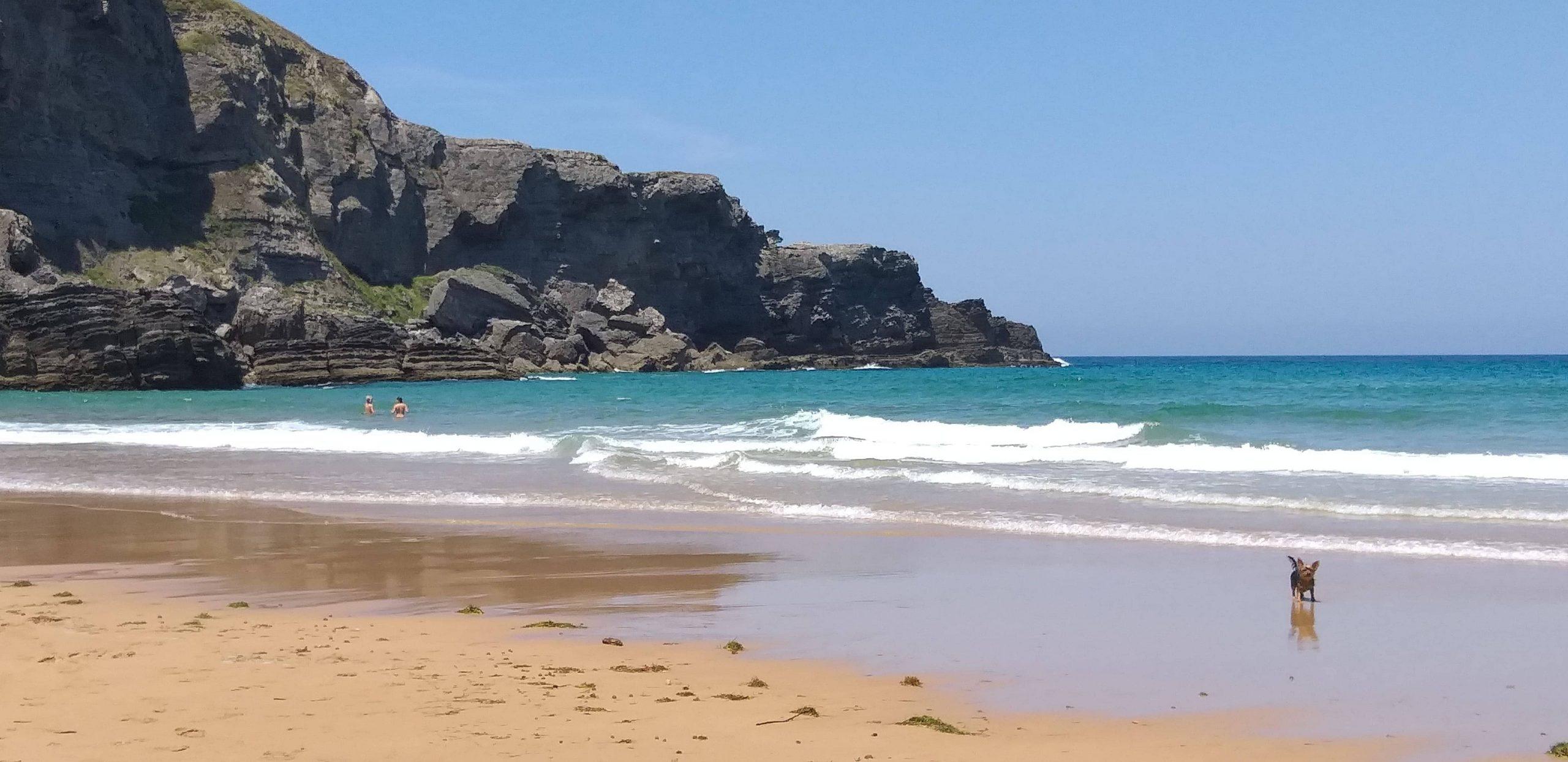 Des plages pour s'éloigner de tout en Cantabrie