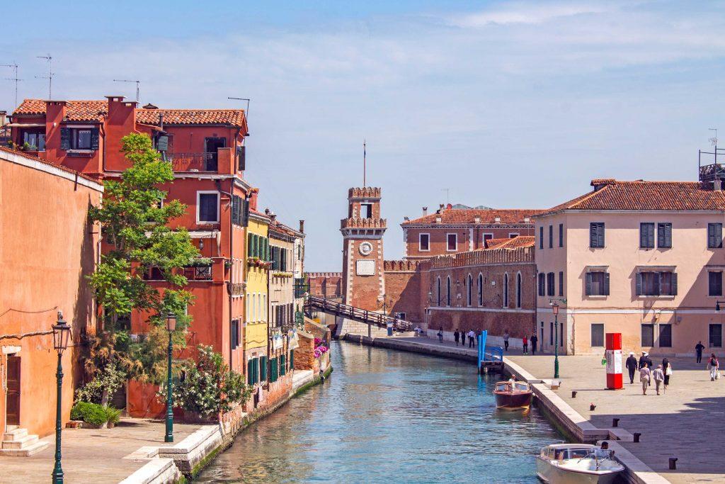 Porta dell'Arsenale, Venezia
