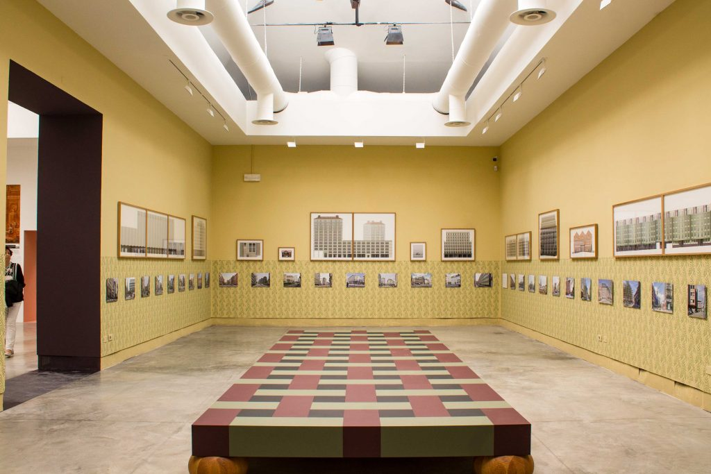 dettaglio Biennale Architettura