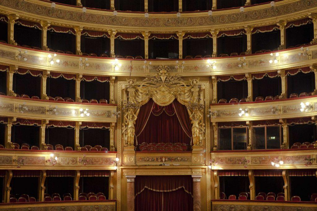 palco reale teatro massimo