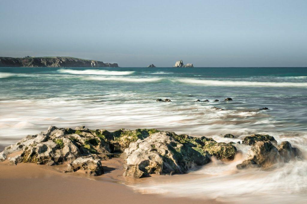 spiaggia costa quebrada