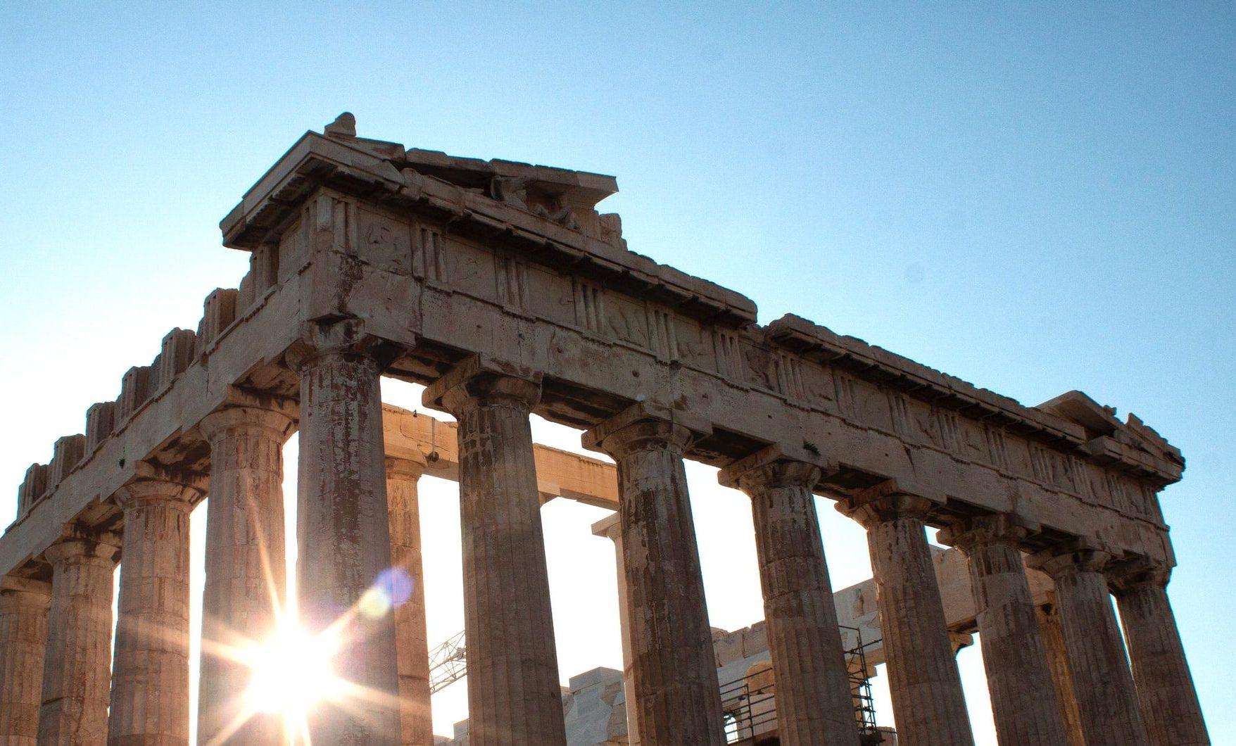 Il lato segreto della Grecia