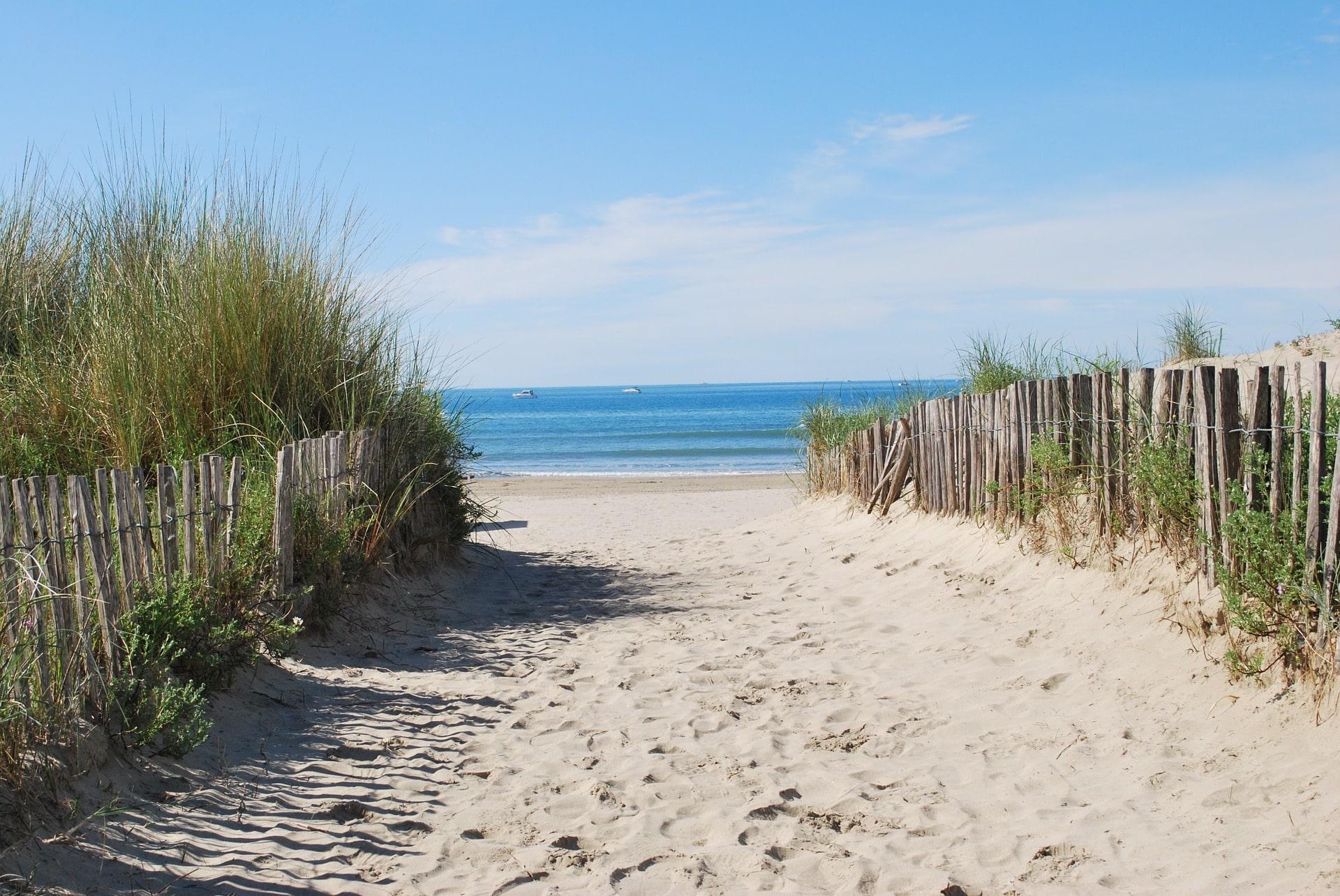 Les plus belles plages de Montpellier