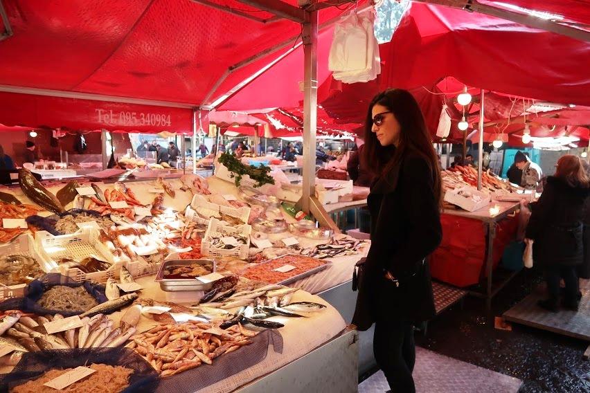 pescheria catania banco pesce