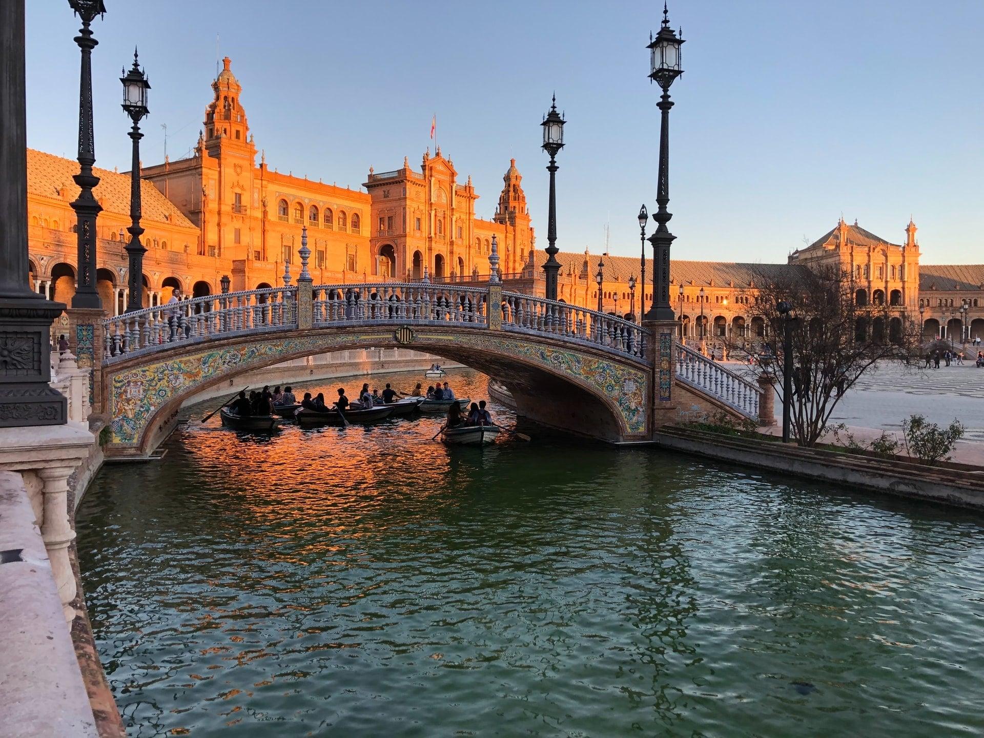10 planes románticos para enamorarte de Sevilla