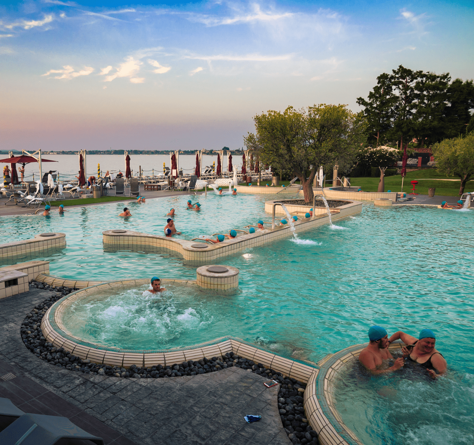 Thermal baths in and around Verona