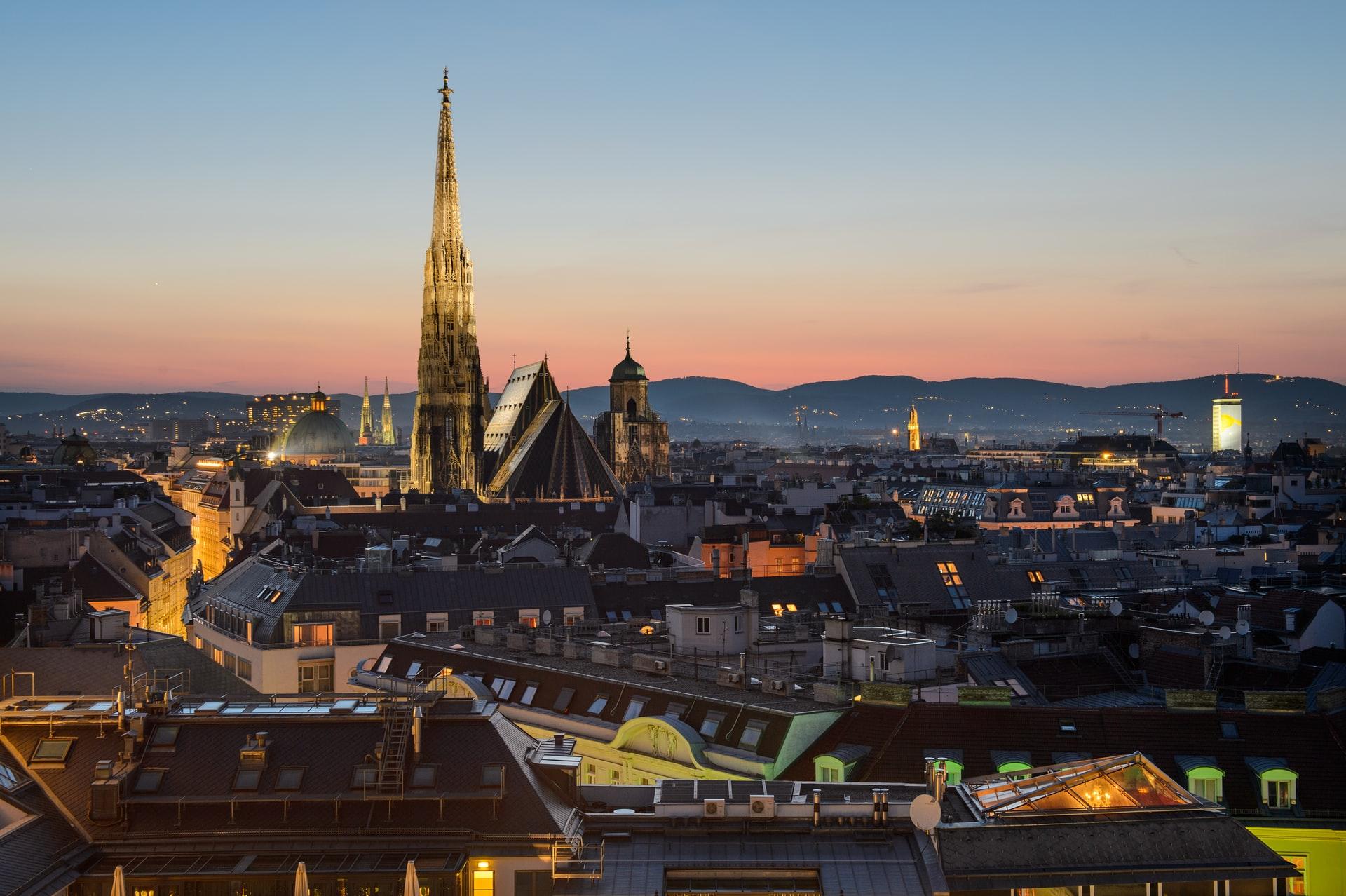 Vienna, capital of music