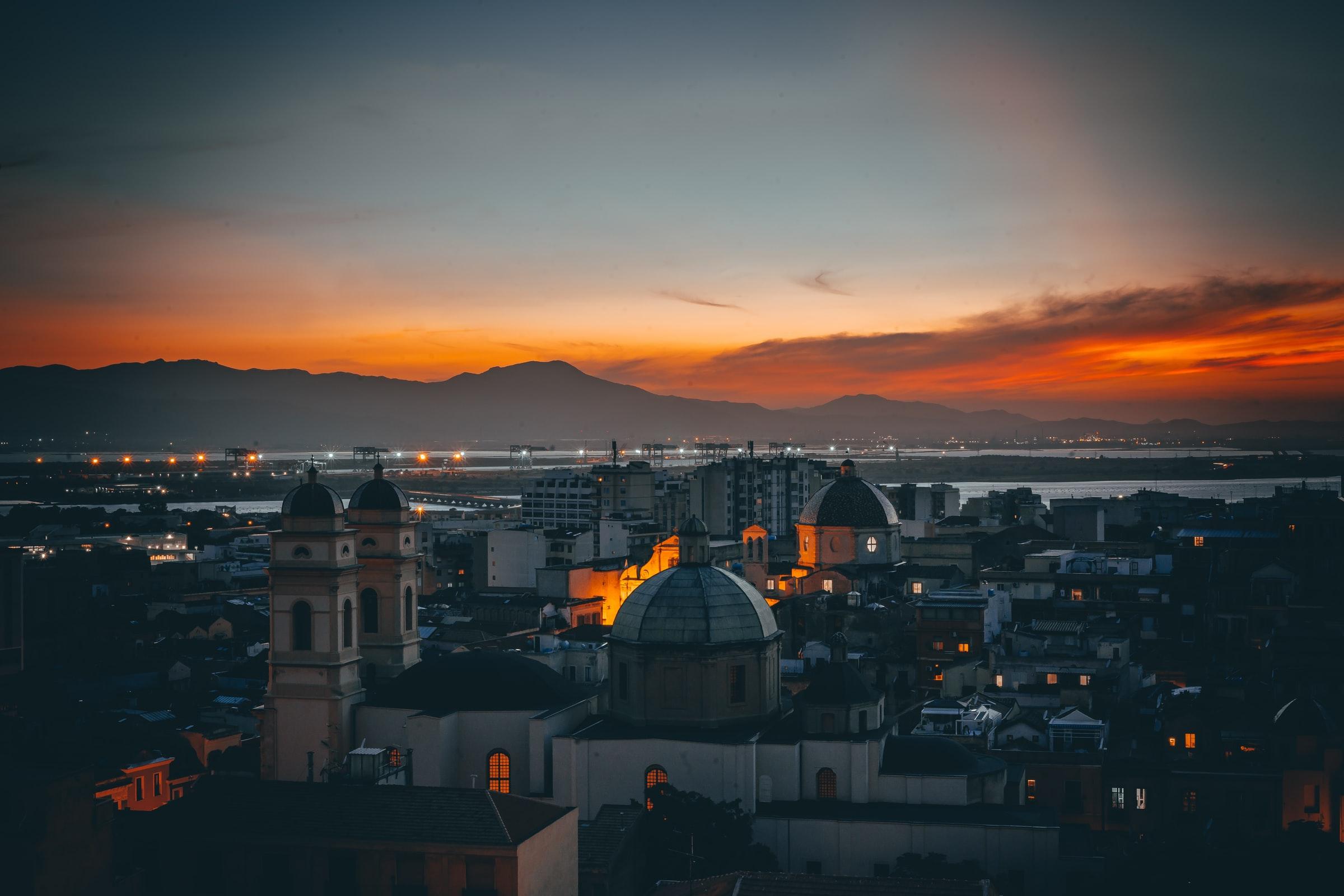 I migliori punti panoramici per ammirare Cagliari