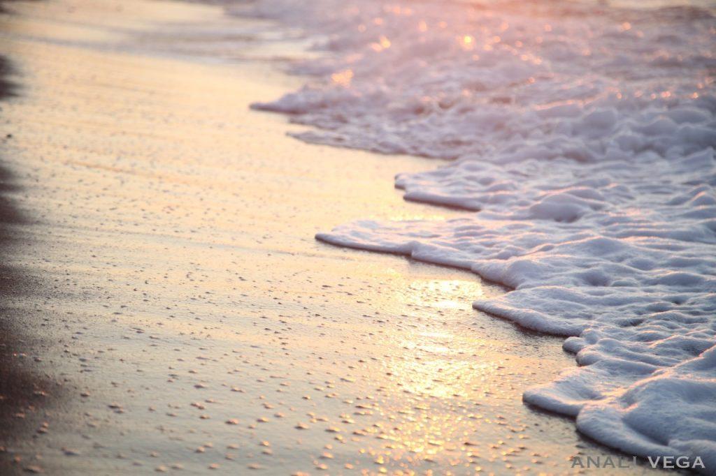beach golden hour