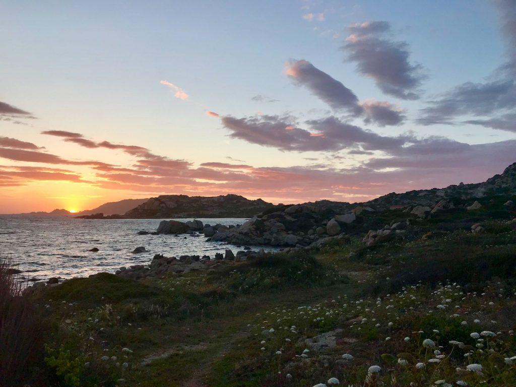 tramonto maddalena
