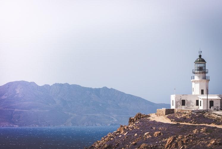 armensitis lighthouse mikonos