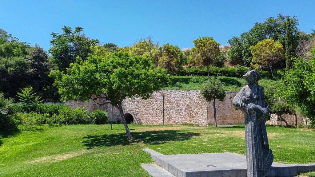 city walls heraklion