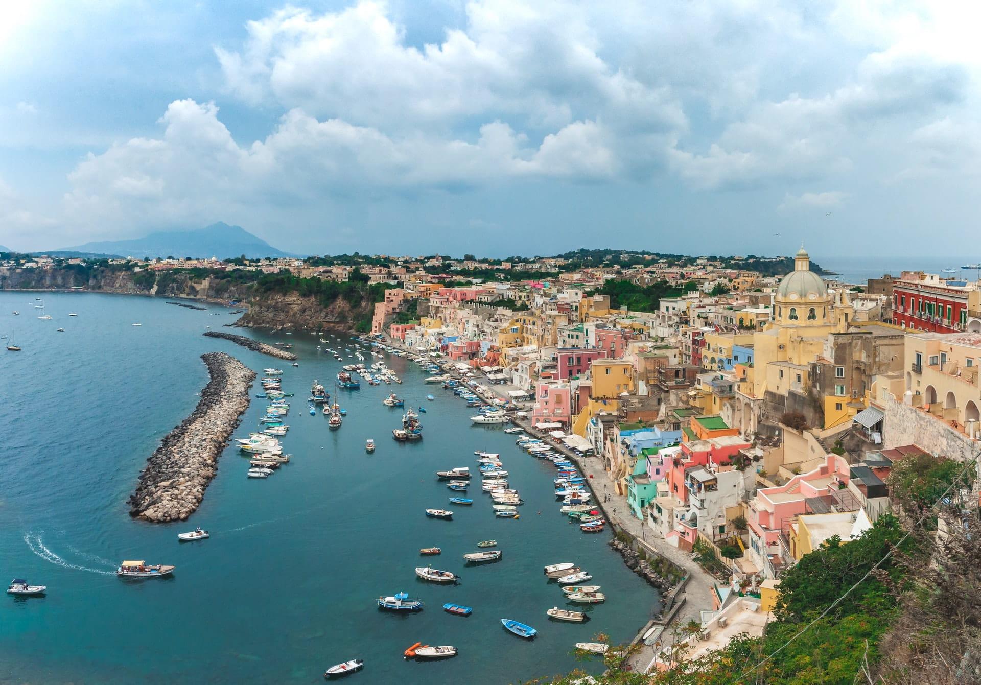 Las mejores playas de Nápoles y sus alrededores