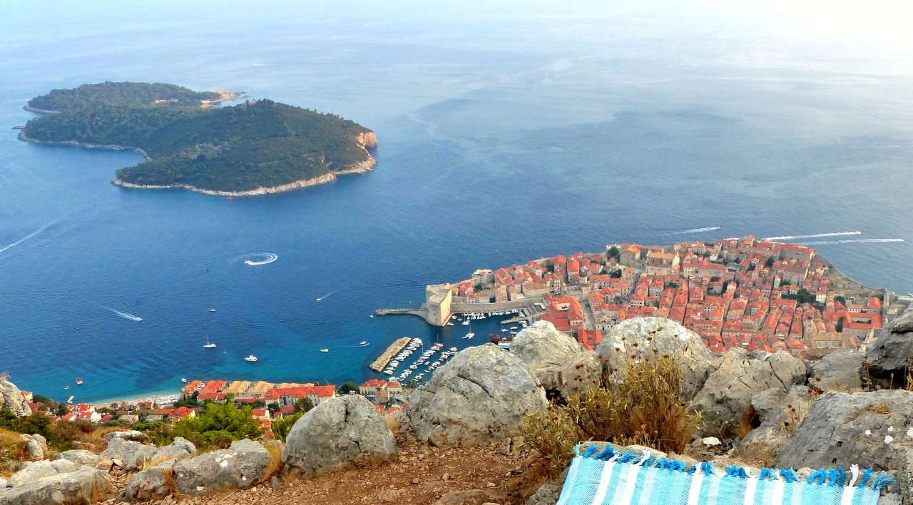 Nos endroits préférés pour un pique-nique à Dubrovnik
