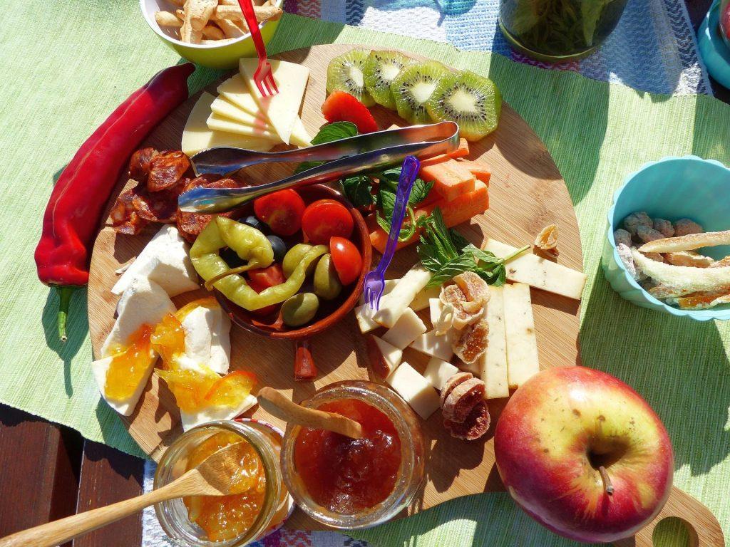 Picnic specialties Dubrovnik