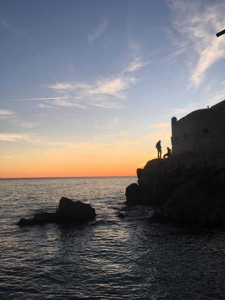 poporella sunset