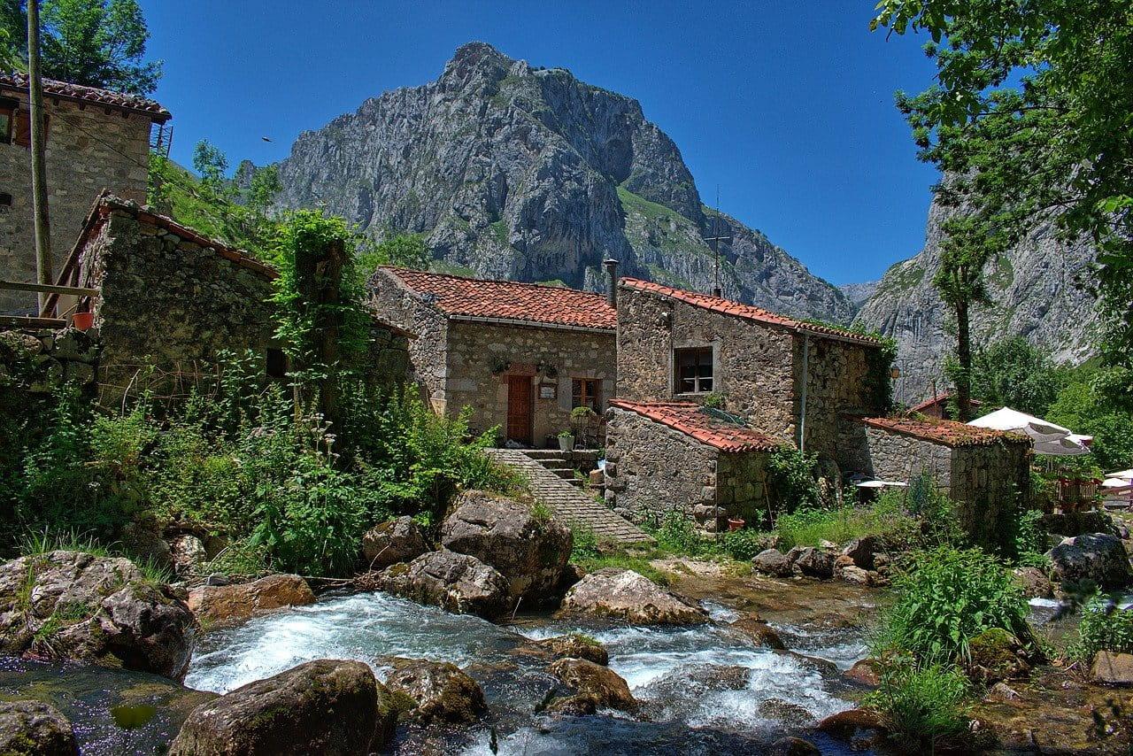 Autumn your way in Asturias