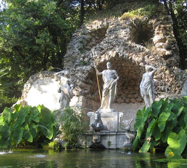 Trsteno Gardens dubrovnik