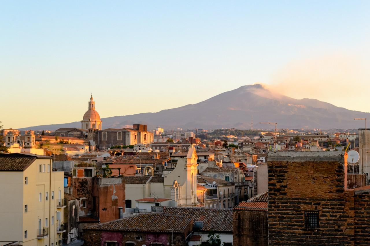 Family trips to Catania: family activities
